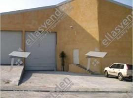 Parque Industrial MILIMEX PRO553 (Santa Catarina) Bodega en Renta
