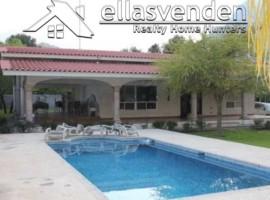 Quinta en Venta, Los Nogales en Santa Catarina PRO1543
