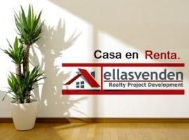 Casas en Renta, Arcos de Zirandaro en Benito Juarez PRO3428