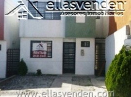Casas en Renta, Sierra Vista Residencial en Benito Juarez PRO3786
