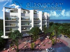Departamentos en Venta, Playa del Carmen en Playa del Carmen PRO3836