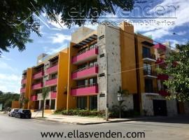 Departamentos en Venta, Playa del Carmen en Playa del Carmen PRO3838