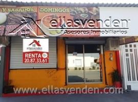 Locales en Renta, Vistas del Rio 2do Sector en Benito Juarez PRO3839