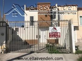 Casas en Renta, Ciudad Solidaridad en Monterrey PRO4027