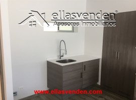 Departamentos en Renta, Nuevo Sur en Monterrey PRO4031