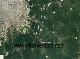Terrenos en Venta, Kanasin en Merida PRO3351