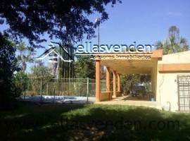 PRO3355 Quintas en Venta, El Rosario en Cadereyta Jimenez