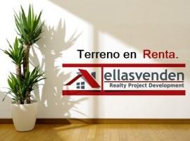 Terrenos en Renta, Villas de Alcala en Cienega de Flores PRO1836