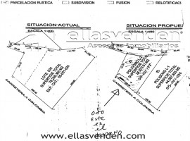 PRO2572 Terrenos en Venta, Carretera Monterrey a Salinas Victoria en Salinas Victoria