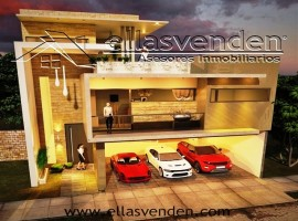 Casas en Venta, Lagos del Vergel en Monterrey PRO3460
