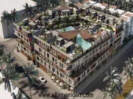 PRO3061 Departamentos en Venta, Playa del Carmen en Playa del Carmen