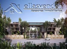 PRO3887 Departamentos en Venta, Playa Car en Playa del Carmen
