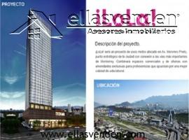 PRO4207 Oficinas en Venta, Loma Larga en Monterrey