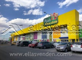Locales en Renta, Plaza Abastos en Guadalupe PRO4214