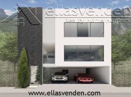 Casas en Venta, Cumbres Elite en Monterrey PRO4364