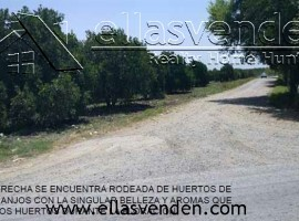 Terrenos en Venta, Congregacion Calles en Cadereyta Jimenez PRO4363