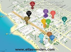 Departamentos en Venta, Playa del Carmen en Playa del Carmen PRO4440