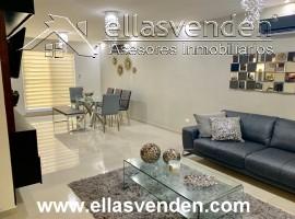 Casas en Venta, Cerradas de Casa Blanca en San Nicolas de los Garza PRO4640