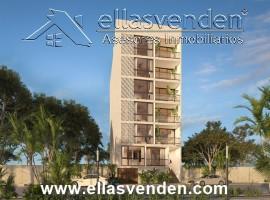 PRO4663 Departamentos en Venta, Playa del Carmen en Playa del Carmen