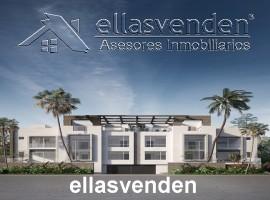 PRO4673 Departamentos en Venta, Residencial Selvamar en Playa del Carmen