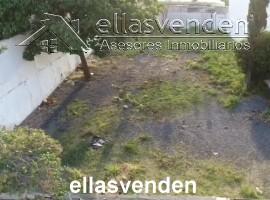 PRO4730 Terrenos en Venta, Campestre Mederos en Monterrey