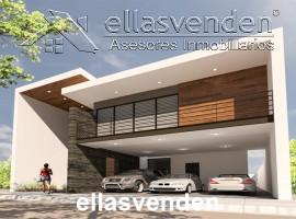 PRO4753 Casas en Venta, Laderas en Monterrey