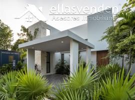 PRO4834 Casas en Venta, Palmara Residencial en Playa del Carmen