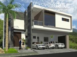 PRO4817 Casas en Venta, Portal de Valle Alto en Monterrey