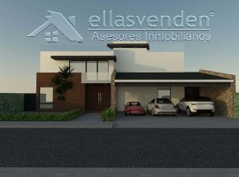 PRO5054 Casas en Venta, Sierra Alta en Monterrey